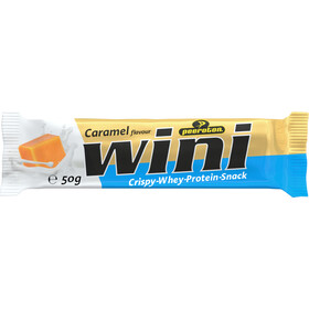 Peeroton Wini Crispy Whey Protein Snack Bar Box 18 x 50g Caramel